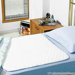 6 NEW BED PADS REUSABLE UNDERPADS 36x72 HOSPITAL MEDICAL INC