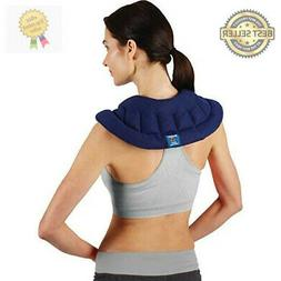 Carex Bed Buddy Body Wrap - Microwaveable Heating Pad - Mois