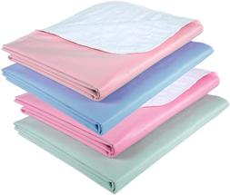 Bed Pads For Incontinence Washable ,Waterproof Bed Pads, Was