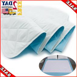 Bed Pads for Incontinence Washable – 44 x 52 Inches - Extr