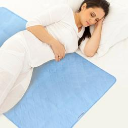 Bed Pads for Incontinence Washable Reusable Underpad Bed Mat