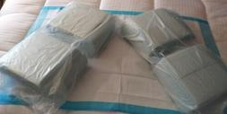 """DISPOSABLE INCONTINENCE BED PADS NEW SIZE 35"""" L x 21W"""