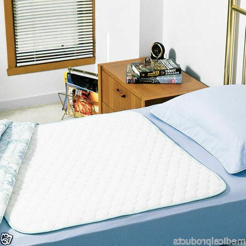 3 new bed pads reusable underpads 36x72