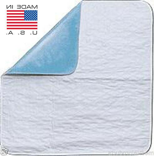 5 BED PADS REUSABLE UNDERPADS 34x36 MEDICAL INCONTINENCE