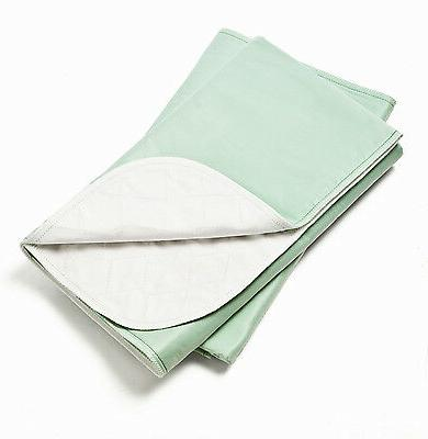 6 new premium underpads bed pads washable