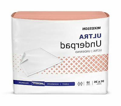 60 ultra heavy absorbency adult bed pad