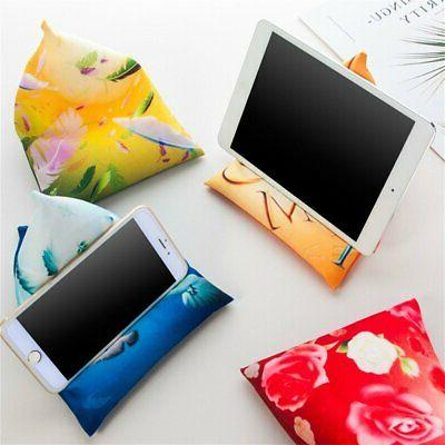 carprie tablet stand pillow pad holder phone