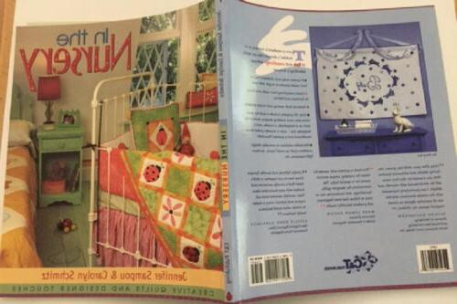 pattern softcover book in the nursery baby
