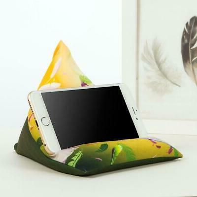 Tablet Pad Holder Stands Soft Pillow Floor
