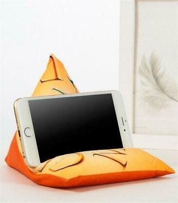 Tablet Holder Multi-angle Soft Pillow Bed Ho