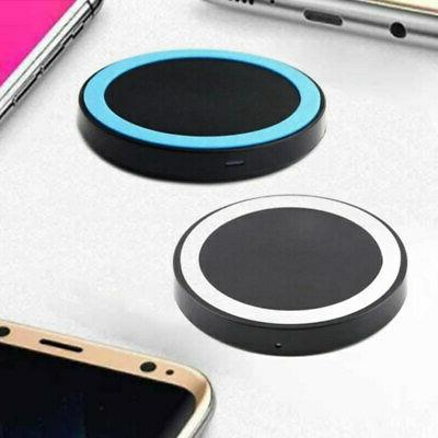 universal qi wireless charging charger pad