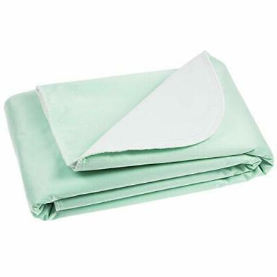 washable incontinence bed pad heavy duty absorbent