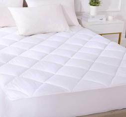 Mattress Pad Protector Cooling Sheet Topper Breathable Alter