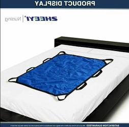 """Multipurpose 43"""" x 36"""" Positioning Bed Pad with Reinforc"""