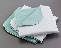 NEW PREMIUM 12 UNDERPADS BED PADS WASHABLE INCONTINENCE Made