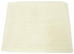 Non Slip Mattress Grip Pad / Rug Pad - Keeps All Mattress Ty