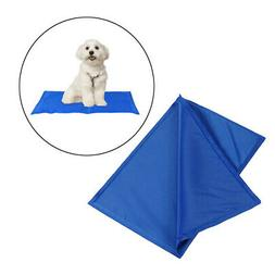 Pet Cooling Mat Cool Pad Cooling Cushion for Kennel Bed Slee