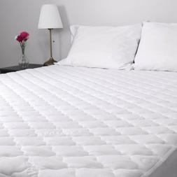Queen Size Mattress Pad - Cooling Waterproof Material -  Hyp