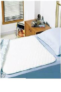 2 NEW 34x36 WASHABLE BED PADS UNDERPADS HOSPITAL MEDICAL INC