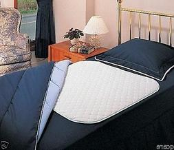 """3 LARGE 36"""" x 34"""" Washable Bed Pad Underpads Waterproof HOSP"""