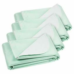 Vive Washable Incontinence Bed Pad - Heavy Duty Waterproof O