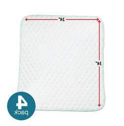 Waterproof Mattress Protector Bed Pads Washable For Incontin
